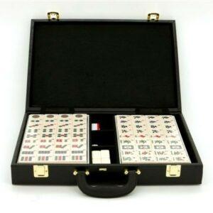 mahjong set with large tiles