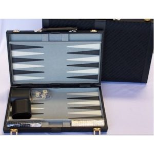 Backgammon Deluxe 38cm in rayon