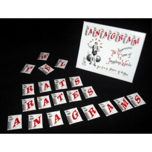 anagram word game