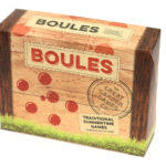 The Great Garden Games Co. Wooden Boules Set