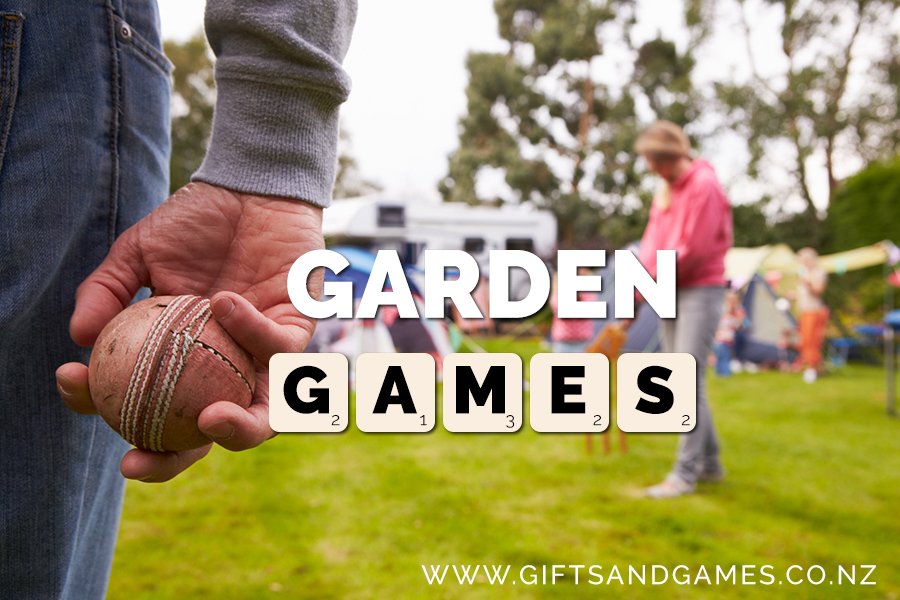 Gifts and Games NZ - Garden Games