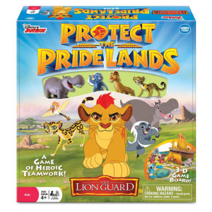 Lion Guard Protect the Pridelands