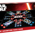 Star Wars Galactic Adventure Race Game