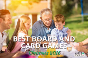 Best Board and Card Games for Christmas
