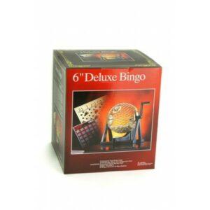 "Bingo Cage Delux 90 balls 8"""